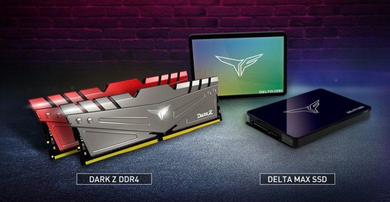Photo of T-Force Dark Z y Delta Max RGB, Nuevas memorias y unidades SSD RGB