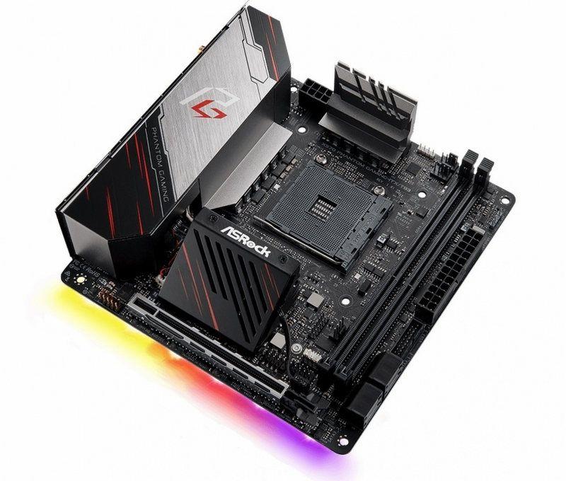 X570 Phantom Gaming ITX