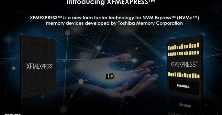 Photo of XFMExpress, Un nuevo estandard de memoria no volátil de Toshiba