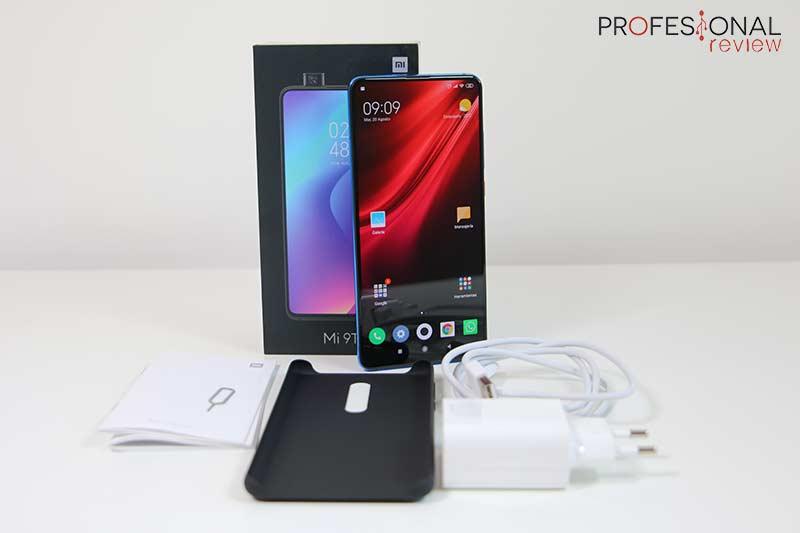 Xiaomi Mi 9T Análisis