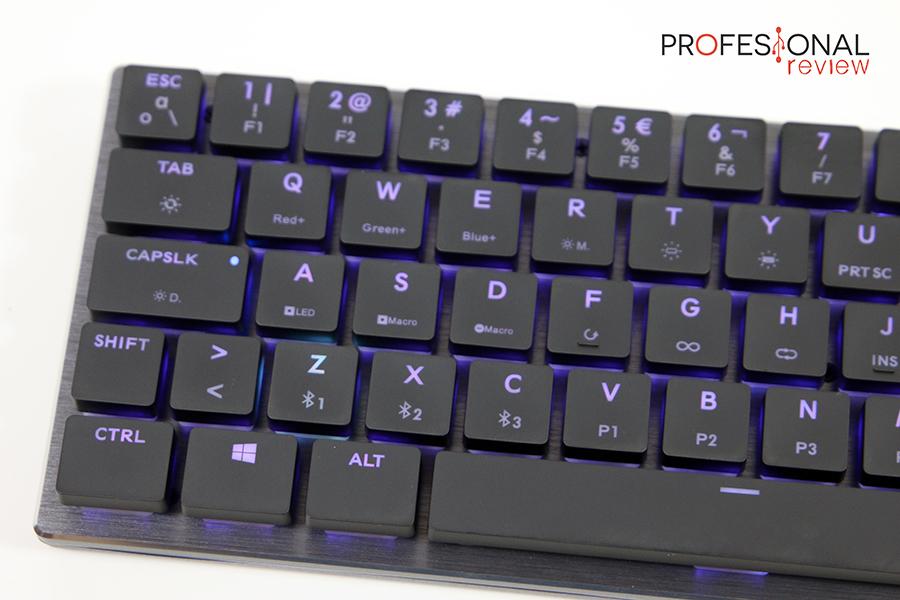 teclados retroiluminados