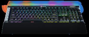 Corsair K95 Platinum teclado gamer