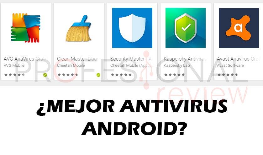 Mejor antivirus gratis para Android