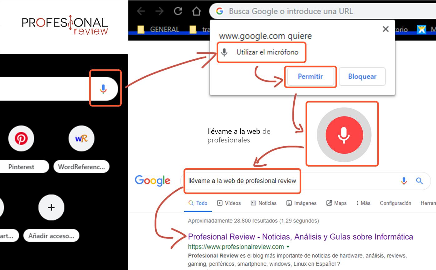 activar ok google
