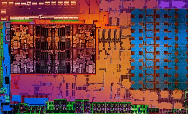 Procesador AMD Athlon DIE
