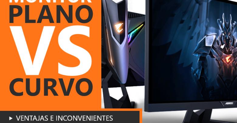 Photo of Monitor plano vs curvo: sus ventajas e inconvenientes