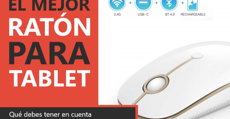 Photo of El mejor ratón para tablet