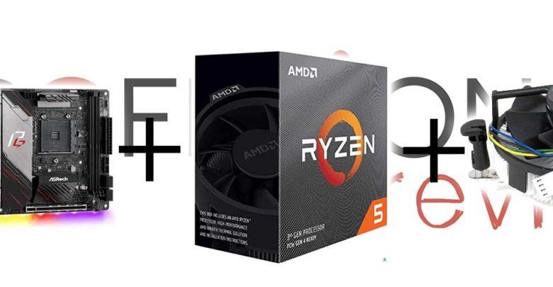 Photo of AMD Ryzen 3000 con disipador Intel de stock ¿se quemará?