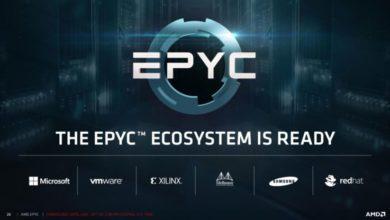 Photo of AMD será el que monte el superordenador Cray Shasta para la US Navy DSRC con 290.304 núcleos EPYC
