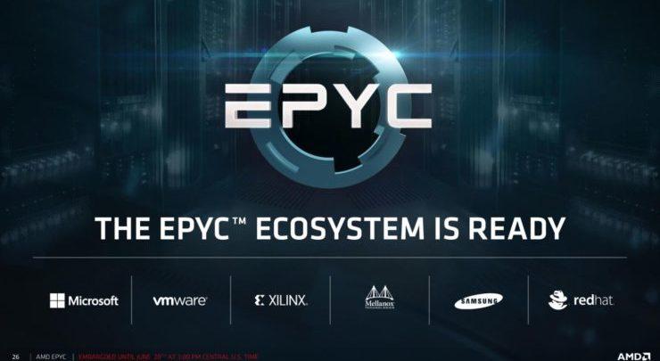 Photo of AMD Milán, Los CPUs EPYC de próxima generación tendrían 15 troqueles