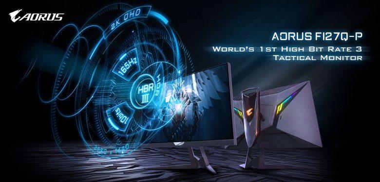 Photo of AORUS FI27Q/FI27Q-P disfrutará de soporte para Nvidia G-Sync