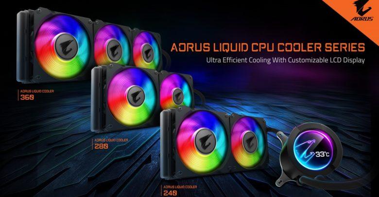 Photo of AORUS Liquid Cooler: las nuevas refrigeraciones líquidas AIO de la marca