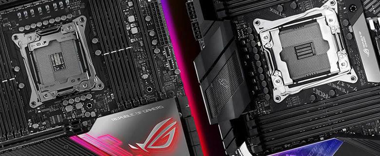 Photo of ASUS ROG lanza nuevas placas base X299 para la serie X de Intel