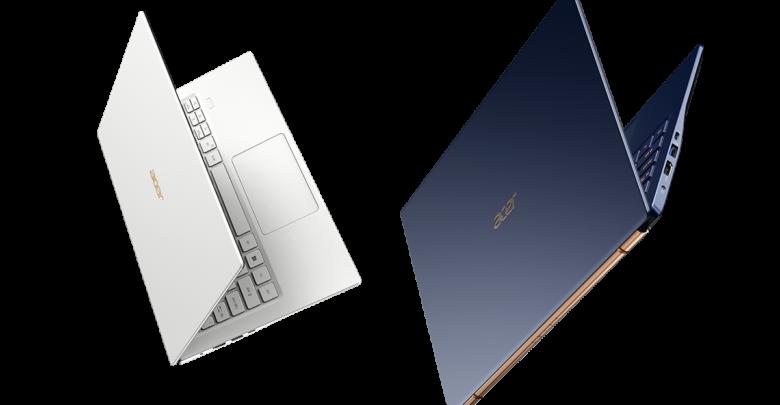 Photo of Acer Swift 5 y Swift 3: ligeros, potentes y con nuevos acabados