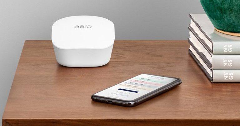 Photo of Amazon Eero: un Mesh para controlar WiFi con comandos de Alexa