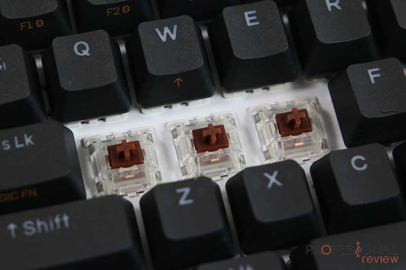 Anne Pro 2 Switches