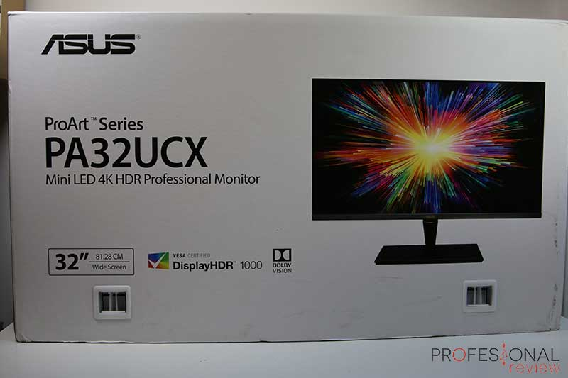 Asus PA32UCX Review