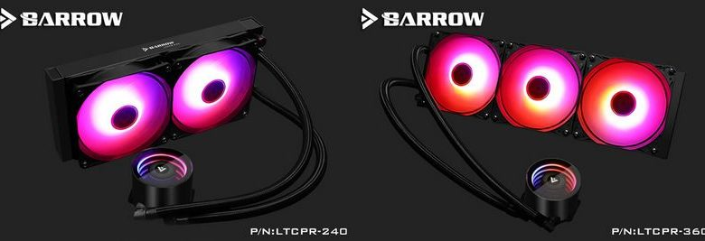 Photo of Barrow lanza nuevo kit de refrigeracion liquida AIO en 240mm y 360mm