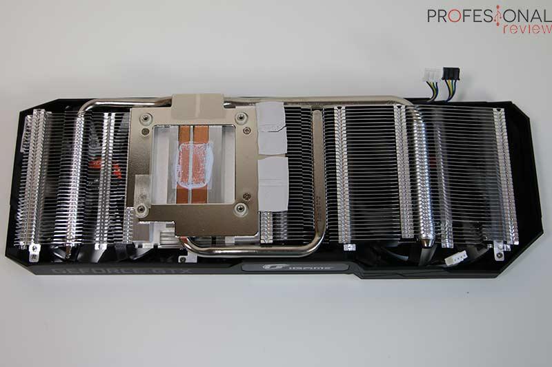 Colorful iGame GTX 1660 Ultra Disipador