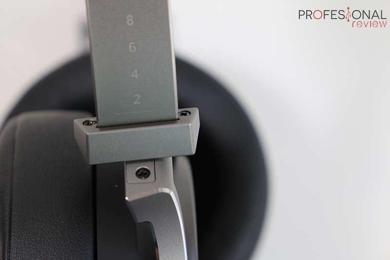 Corsair Virtuoso RGB Wireless SE ergonomía