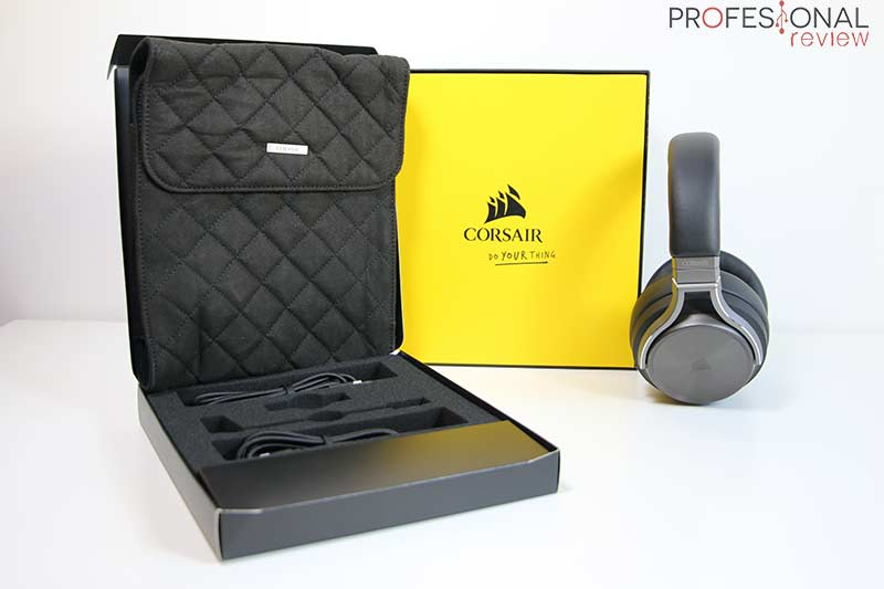 Corsair Virtuoso RGB Wireless SE Análisis