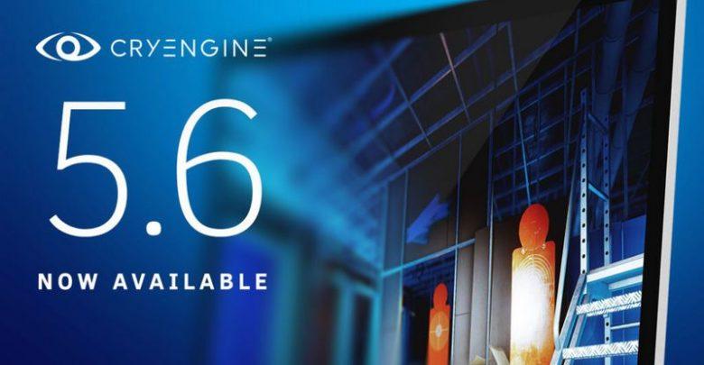 Photo of CryEngine 5.6, El motor gráfico se renueva con mas de 1000 cambios