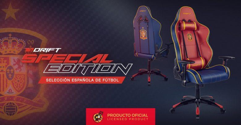 Photo of Drift presenta una silla Edición Especial Real Federación Española de Fútbol