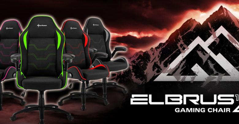 Photo of ELBRUS 1 & ELBRUS 2 las nuevas sillas gaming de Sharkoon