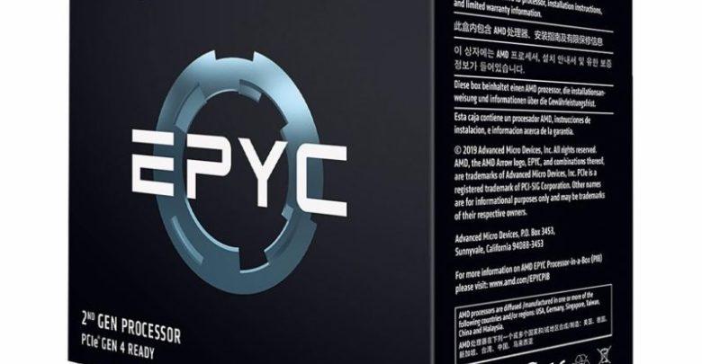 Photo of EPYC 7H12, Nuevo CPU que aumenta las frecuencias del EPYC 7742