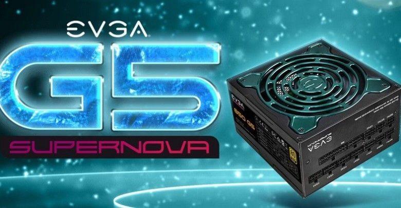 Photo of EVGA SuperNova G5 se lanza al mercado con modelos de 650-1000W