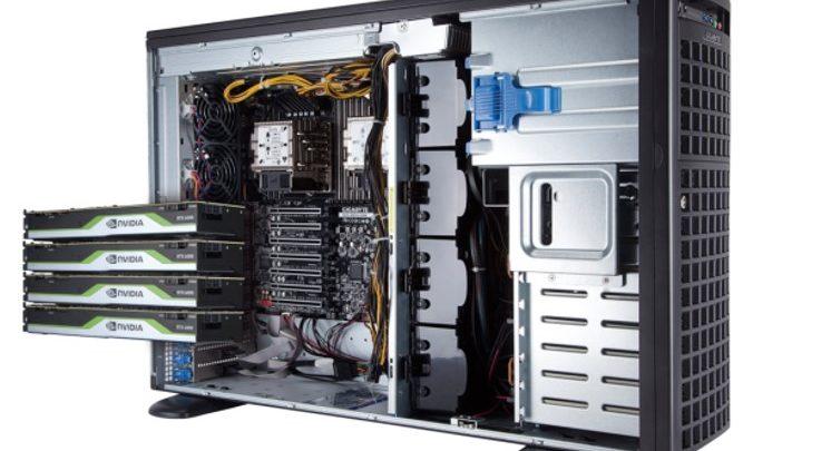 Photo of GIGABYTE W42G-P08R, un servidor de buen potencial certificado por Nvidia
