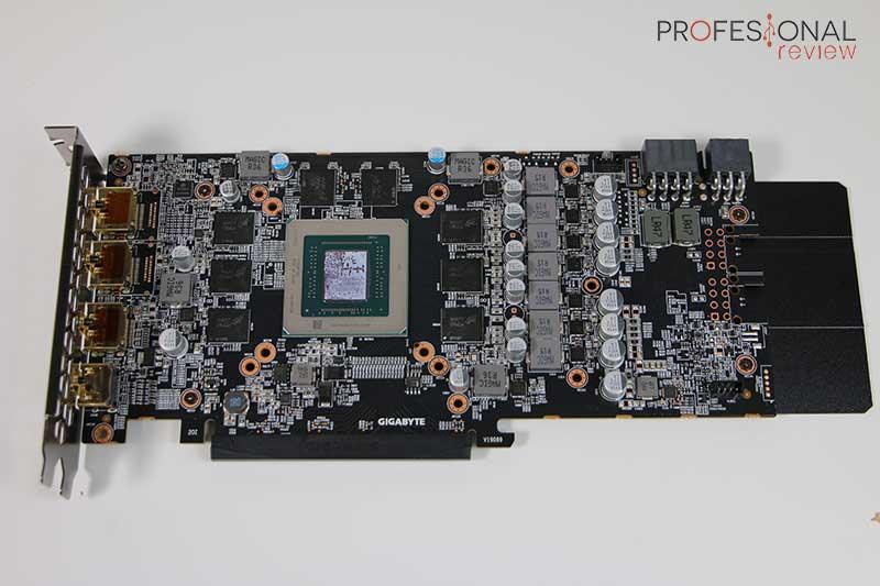 Gigabyte Radeon RX 5700 XT Gaming OC 8G PCB