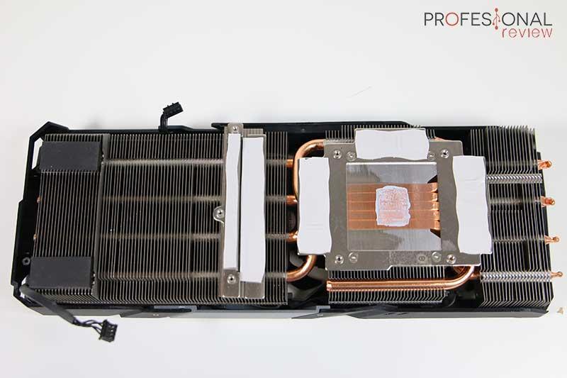 Gigabyte Radeon RX 5700 XT Gaming OC 8G Disipador
