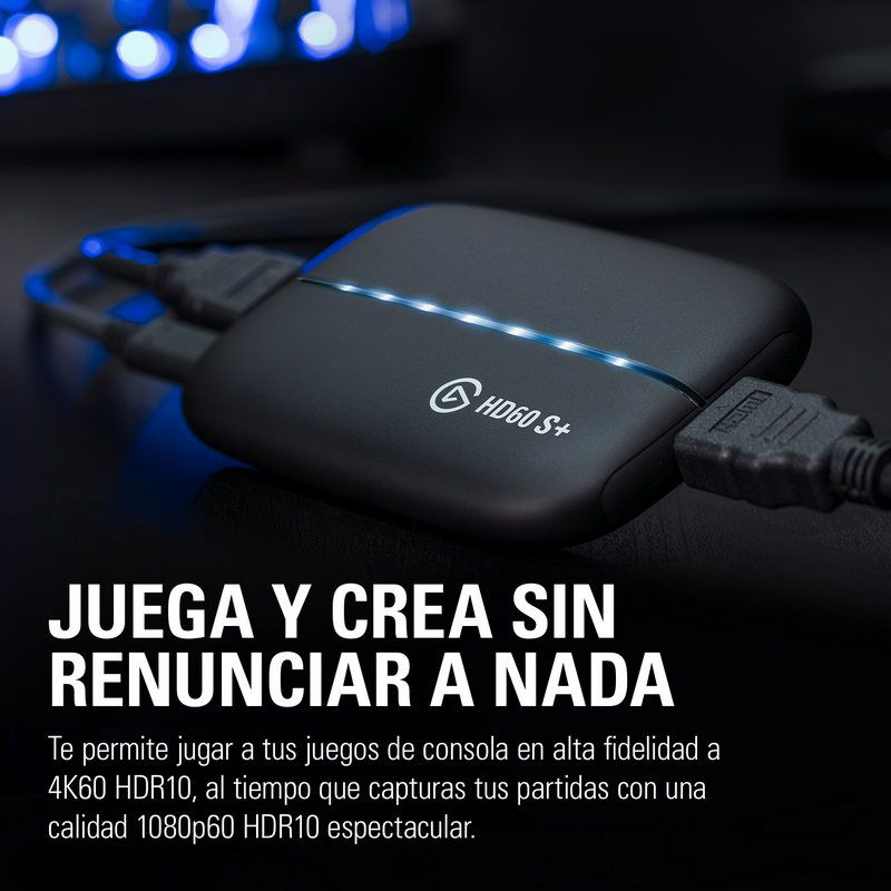 HD60 S+