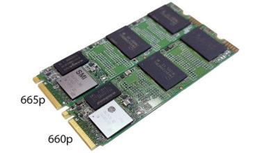 Photo of Intel 665p se anuncia con un nuevo QLC NAND de 96 capas