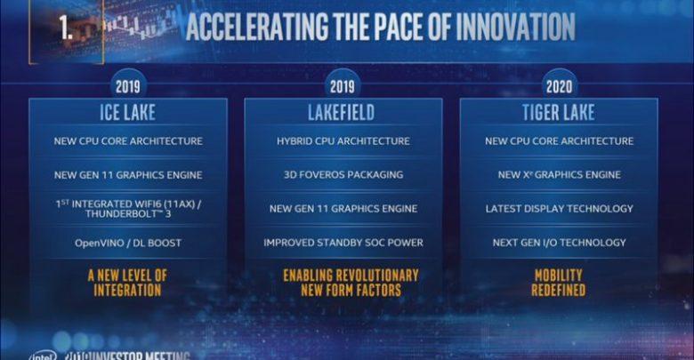 Photo of Intel Gen12, Mas detalles sobre la nueva arquitectura gráfica de Intel
