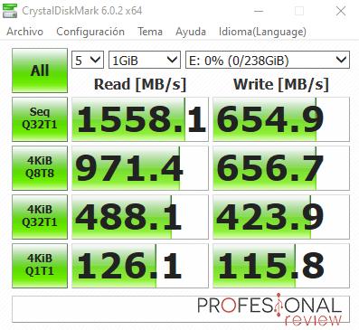 Intel Optane H10 Benchmark