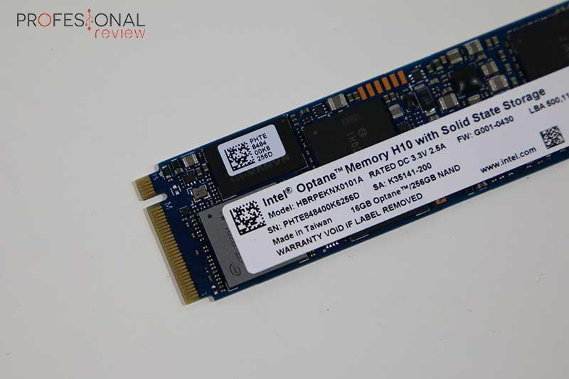 Intel Optane H10 Review