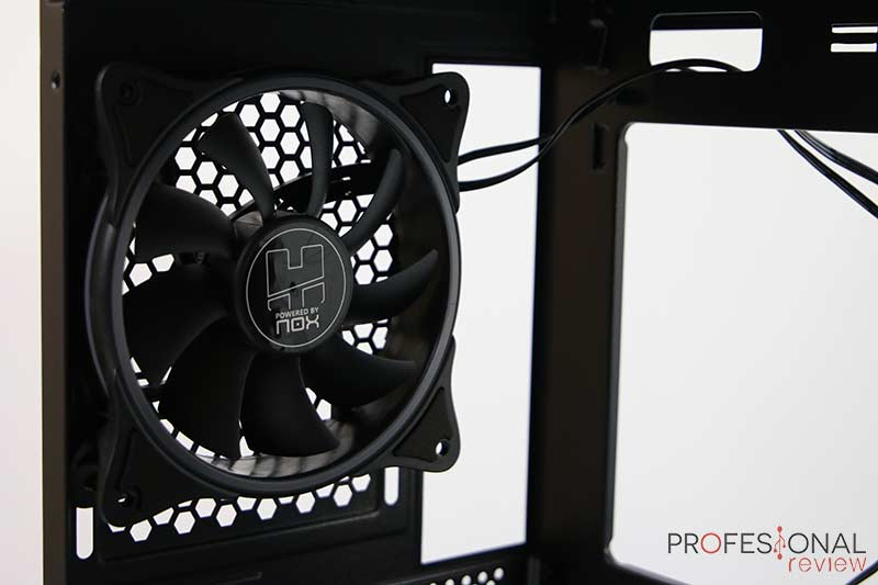 NOX Hummer Fusion S Refrigeración