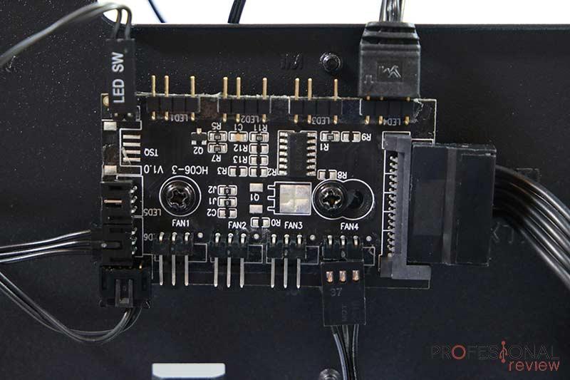 NOX Hummer Fusion S Controlador
