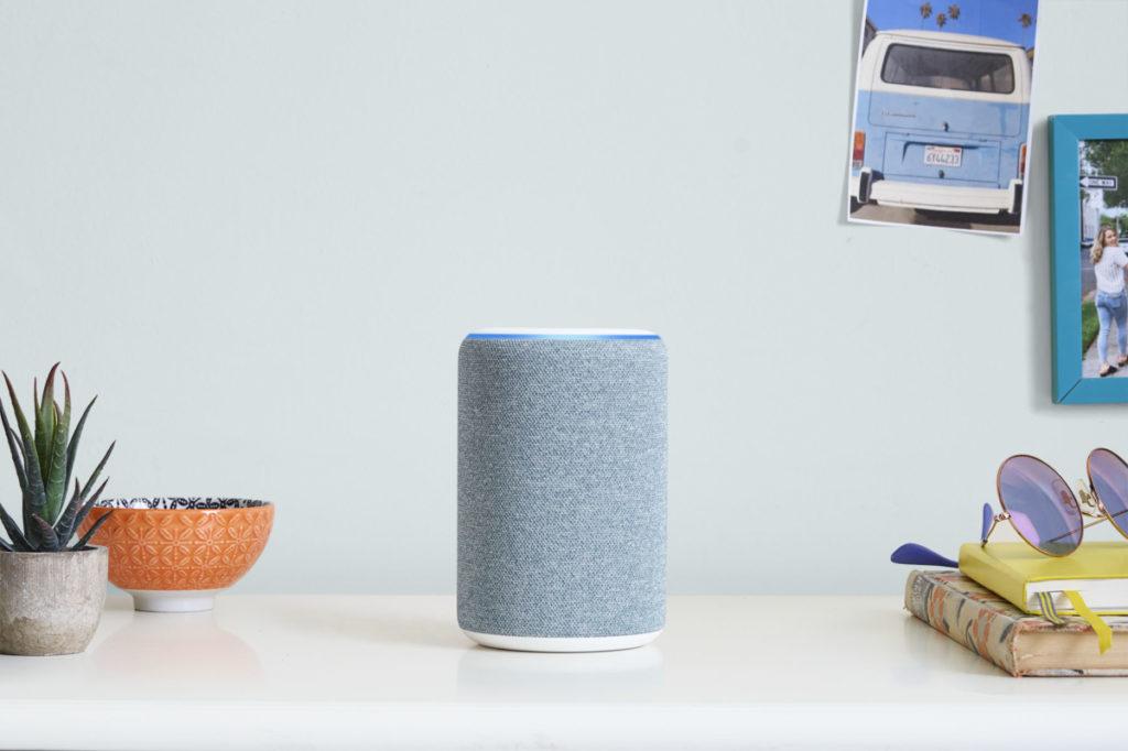 Amazon Echo presentacion