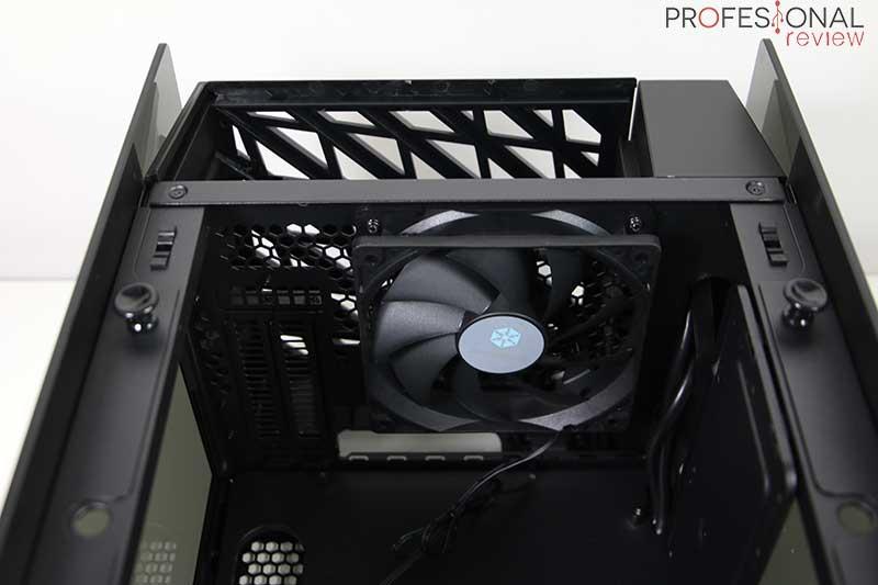 SilverStone LD03 refrigeración