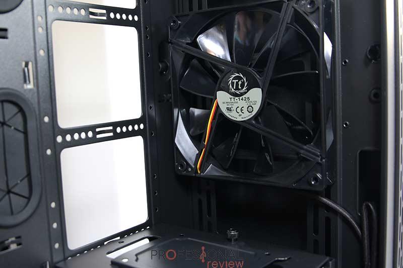 Thermaltake S500 TG Ventiladores