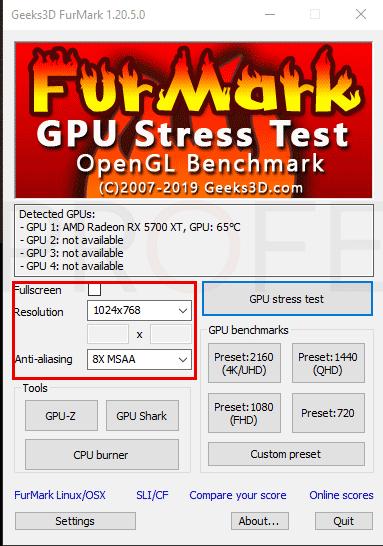Undervolting Radeon RX 5700 XT