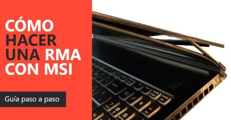 Photo of Cómo hacer un RMA con MSI paso a paso | Garantía MSI