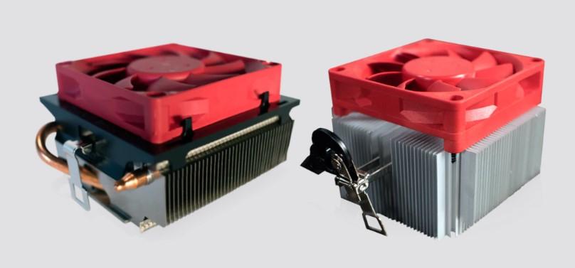 Disipadores AMD semi silencioso 95W