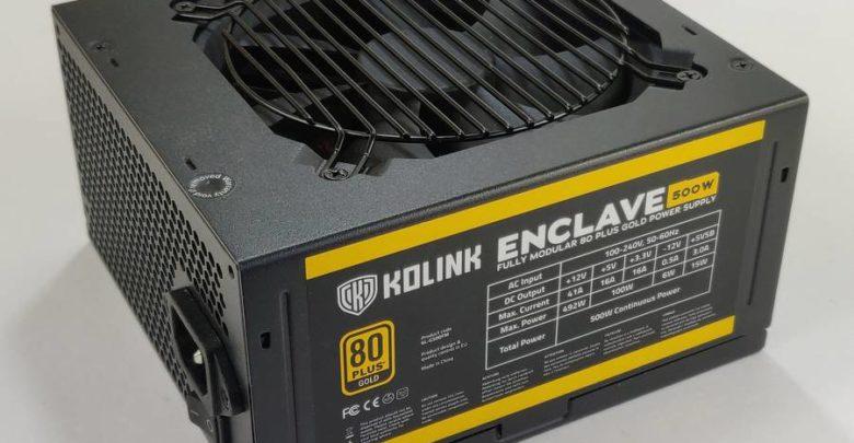 Photo of Kolink Enclave 500W Review en Español (Análisis completo)