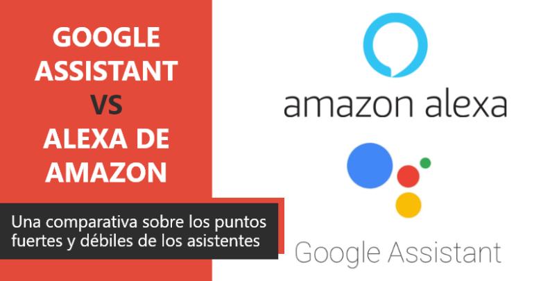 Photo of Google Assistant VS Alexa