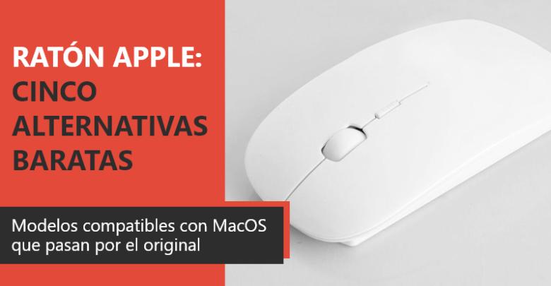 Photo of Ratón Apple: cinco alternativas baratas