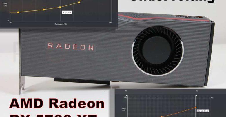 Photo of Undervolting Radeon RX 5700 XT o RX 5700: cómo hacerlo y ventajas